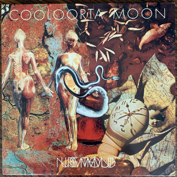 NURSE WITH WOUND Cooloorta Moon (Idle Hole - UK original) (EX) 12""