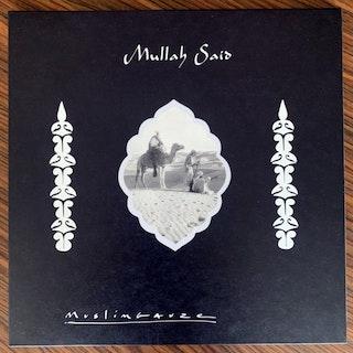 MUSLIMGAUZE Mullah Said (Staalplaat - Holland reissue) (EX) 2LP