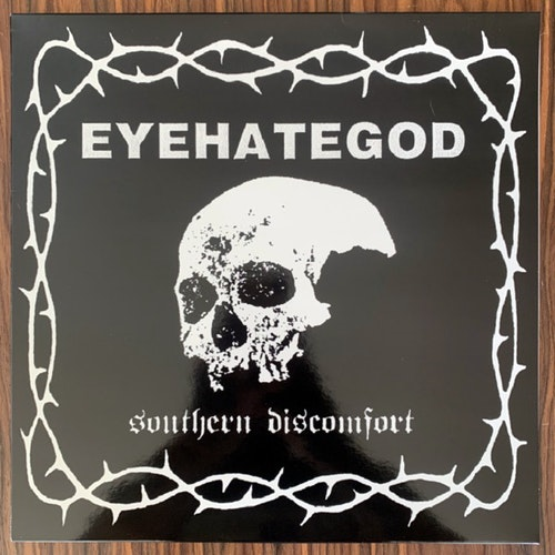 EYEHATEGOD Southern Discomfort (White vinyl) (Black Sleeves - Spain reissue) (EX) LP