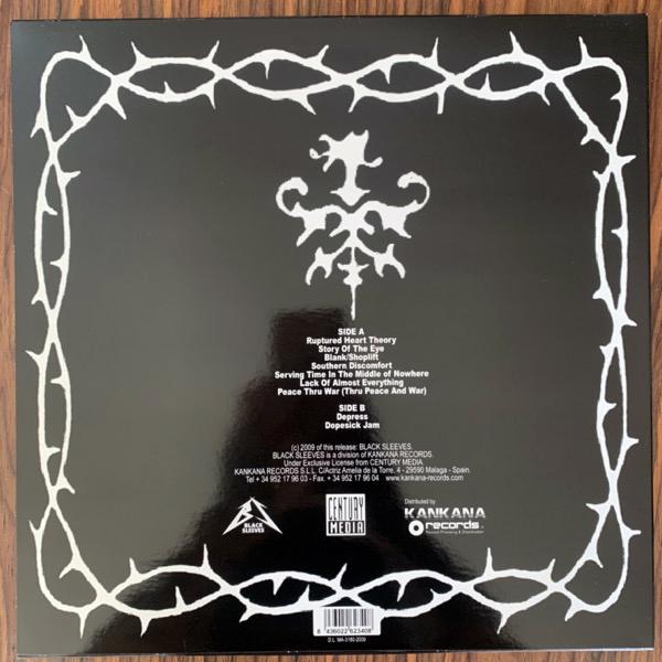 EYEHATEGOD Southern Discomfort (White vinyl) (Black Sleeves - Spain reissue) (EX) LP