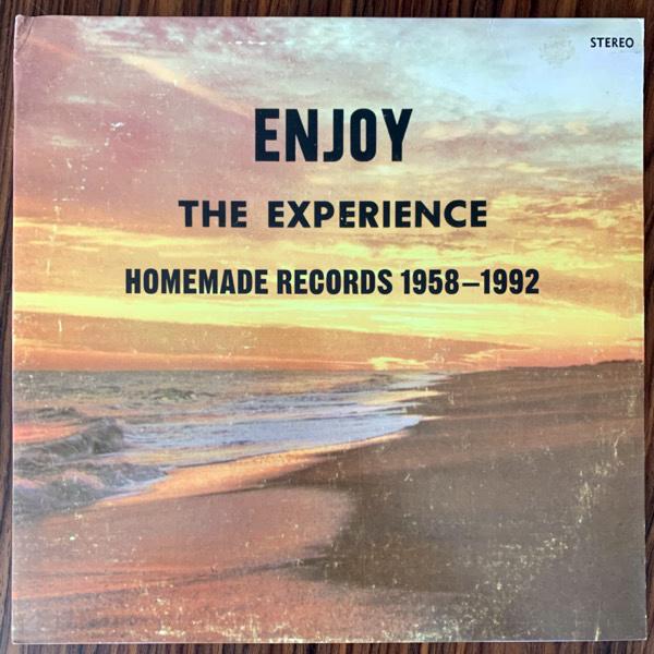 VARIOUS Enjoy The Experience - Homemade Records 1958-1992 (Now-Again - USA original) (VG+/EX) 2LP