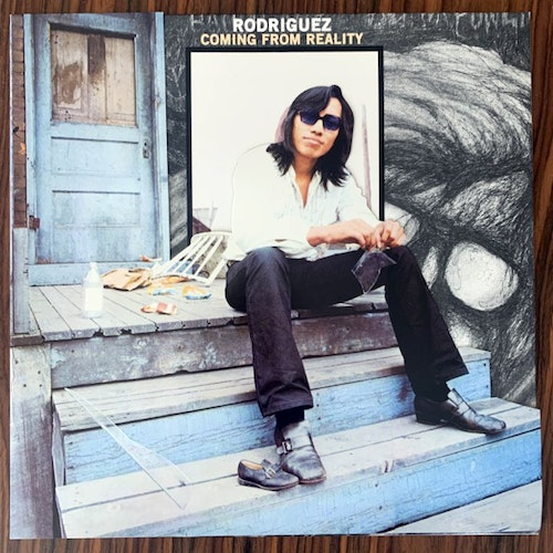 RODRIGUEZ Coming From Reality (Light In the Attic - USA reissue) (NM) LP