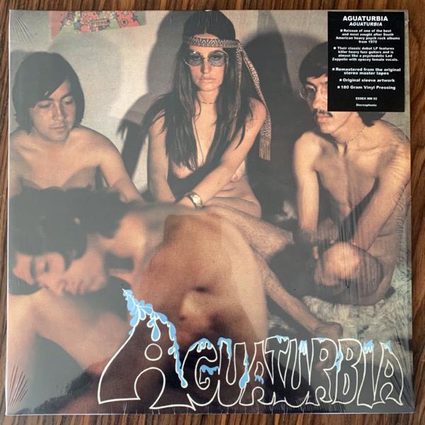 AGUATURBIA Aguaturbia (Essex - UK reissue) (NM) LP
