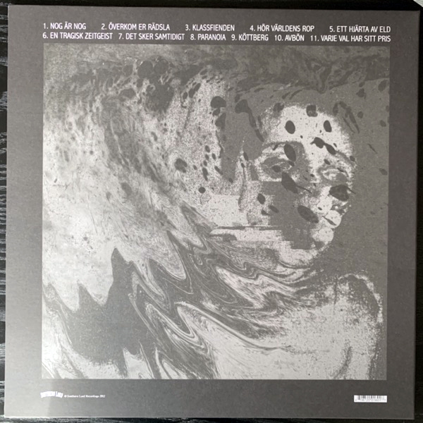 MARTYRDÖD Paranoia (Southern Lord - USA original) (NM/EX) LP