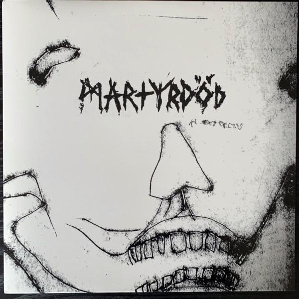 MARTYRDÖD In Extremis (Havoc - USA original) (EX/NM) LP