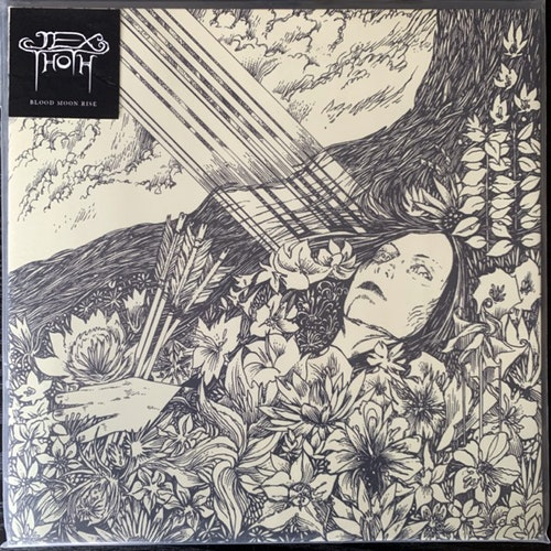 JEX THOTH Blood Moon Rise (I Hate - Sweden original) (NM/EX) LP