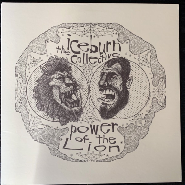 ICEBURN COLLECTIVE, the Power Of The Lion (Brown vinyl) (Southern Lord - USA reissue) (EX/NM) 2LP