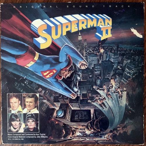 SOUNDTRACK Ken Thorne – Superman II (Warner - UK original) (VG/VG+) LP