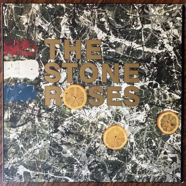 STONE ROSES, the The Stone Roses (Jive - Europe original) (VG+/VG-) LP