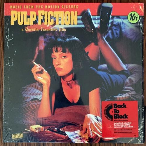 SOUNDTRACK Pulp Fiction (MCA - Europe 2008 reissue) (NM/EX) LP