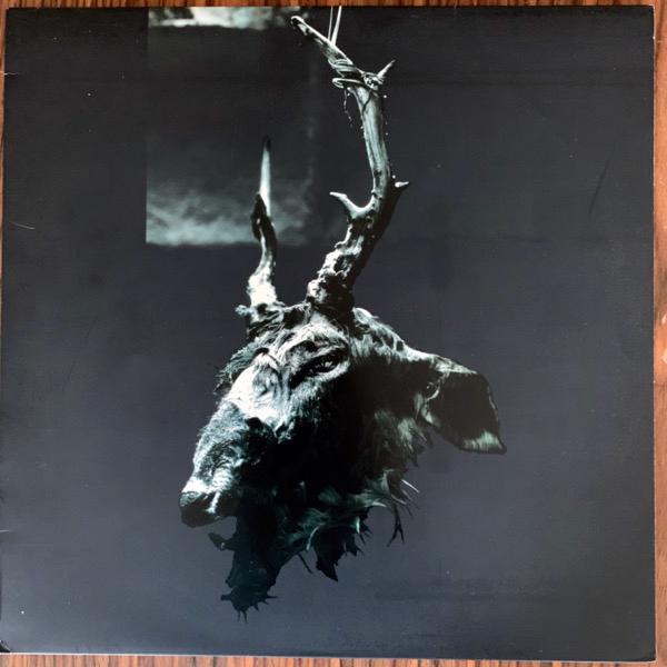 BLUE SABBATH BLACK CHEER Dead Death, Death Dead (Gnarled Forest - USA original) (VG+/EX) LP