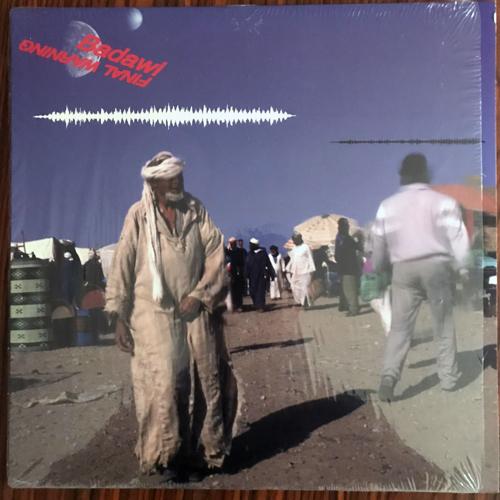"BADAWI Final Warning (Asphodel - USA original) (VG+/EX) 12"""