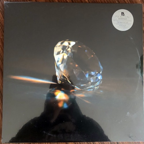 FUCK BUTTONS Brainfreeze (Clear vinyl) (ATP - UK original) (SS) 12""