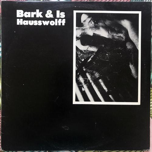 HAUSSWOLFF Bark & Is (Sista Bussen - Sweden original) (VG) LP