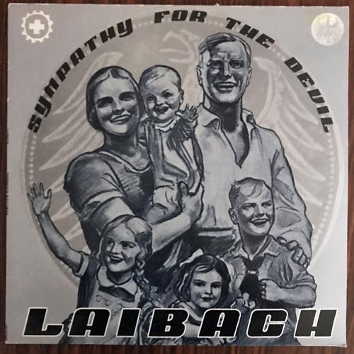 """LAIBACH Sympathy For The Devil (Mute - UK original) (VG+) 12"""""""