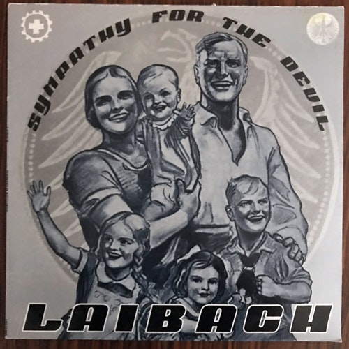 LAIBACH Sympathy For The Devil (Mute - UK original) (VG+) 12""