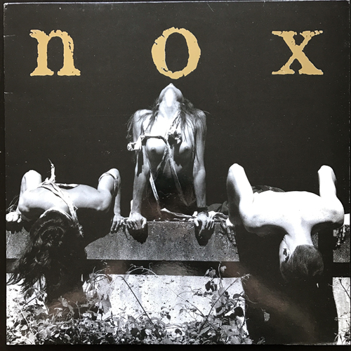 """NOX Crowd (Permis De Construire - France original) (EX) 12"""" EP"""
