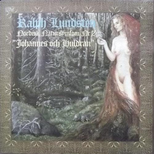 "RALPH LUNDSTEN Nordisk Natursymfoni Nr 2 ""Johannes Och Huldran"" (Odeon - Sweden original) (EX/VG+) LP"