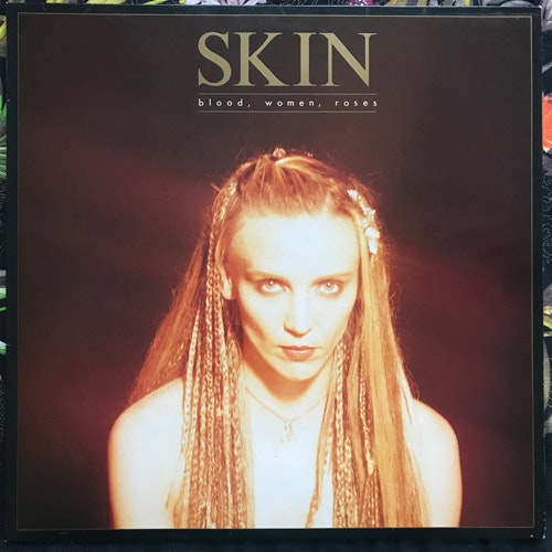 SKIN Blood, Women, Roses (Product - UK original) (EX/VG+) LP
