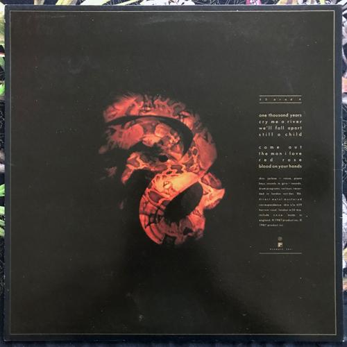 SKIN Blood, Women, Roses (Product - UK original) (EX/VG+) LP