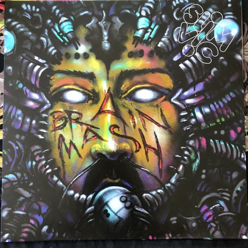 SLIM VIC Brain Mash (Lamour - Sweden original) (NEW) LP