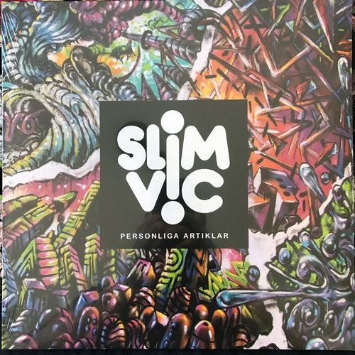 SLIM VIC Personliga Artiklar (Lamour - Sweden original) (NEW) LP