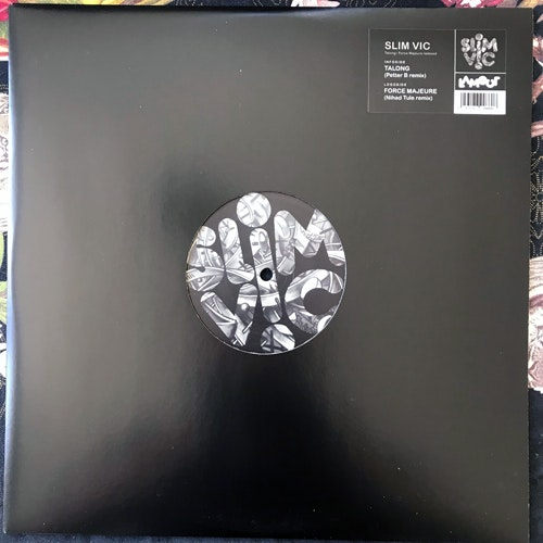 SLIM VIC Talong/Force Majeure Remixed (Lamour - Sweden original) (NEW) 12""
