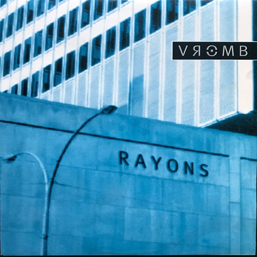 VROMB Rayons (Ant- Zen - Germany original) (EX/NM) LP