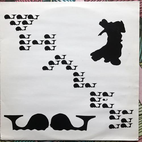 VARIOUS Whales (Whale - Sweden original) (VG+) LP