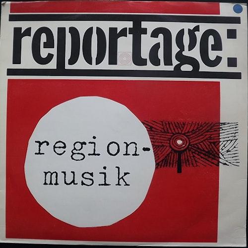 VARIOUS Reportage: Regionmusik (Expo Norr - Sweden original) (VG+) LP