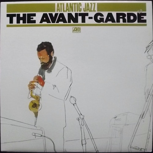 VARIOUS Atlantic Jazz - The Avant-Garde (Atlantic - Canada original) (EX) LP