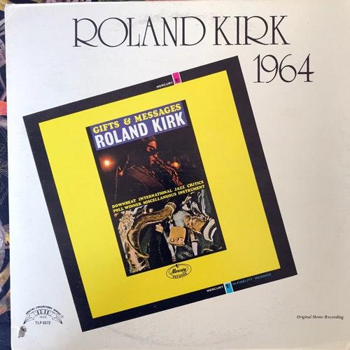 ROLAND KIRK Gifts & Messages (Trip Jazz - USA reissue) (VG/EX) LP