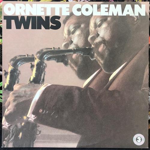 ORNETTE COLEMAN Twins (Atlantic - USA reissue) (EX) LP