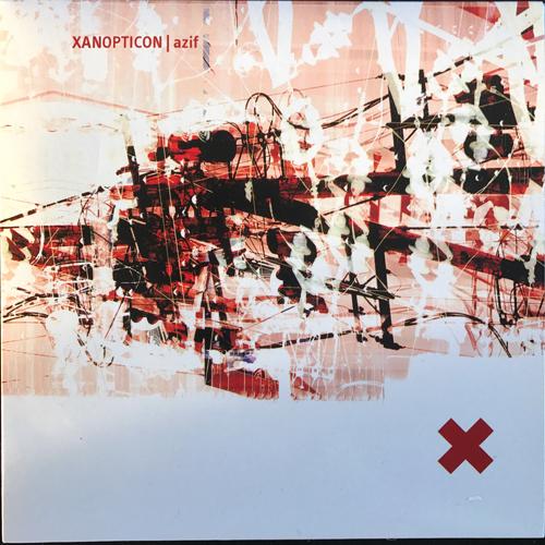 "XANOPTICON Azif (Mirex - Germany original) (NM) 7"""