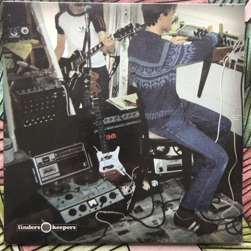 """T.R.A.S.E. Electronic Rock (Finders Keepers - UK original) (SS) 7"""""""