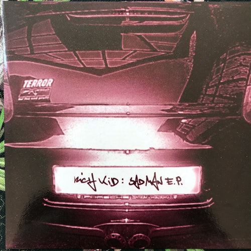 "RICH KID Bad Man E.P. (Mirex - Germany original) (NM/EX) 7"""