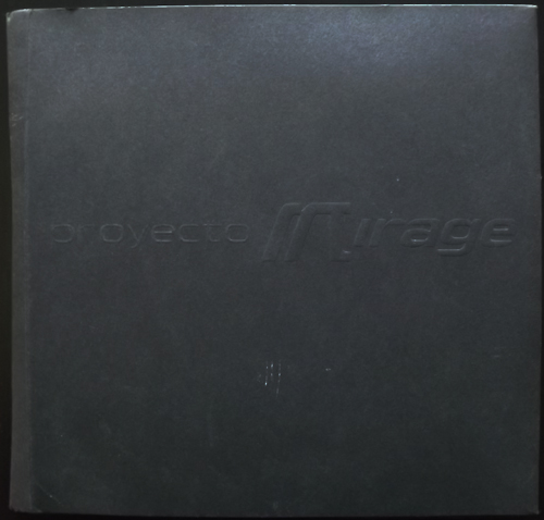 """PROYECTO MIRAGE Two Tons Of Rumble (Hands - Germany original) (EX) 7""""+CD BOX"""