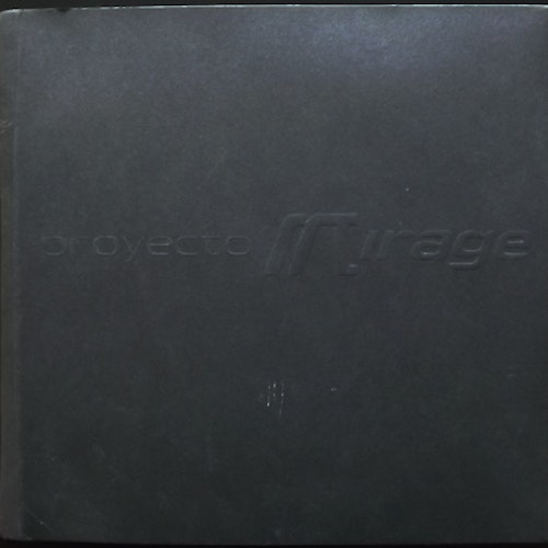"PROYECTO MIRAGE Two Tons Of Rumble (Hands - Germany original) (EX) 7""+CD BOX"