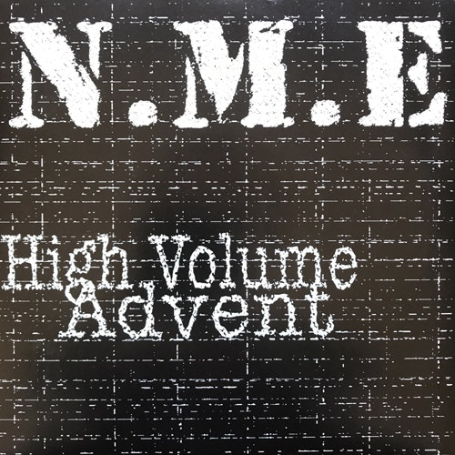 "N.M.E. High Volume (Possessive Blindfold - USA original) (EX) 7"""