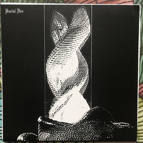 "BURIAL HEX The Tower (Release The Bats - Sweden original) (EX) 7"""