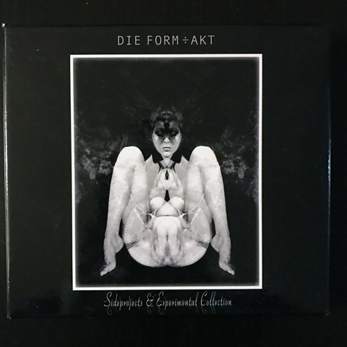 DIE FORM Akt (Matrix Cube - Germany original) (EX) 2CD BOX