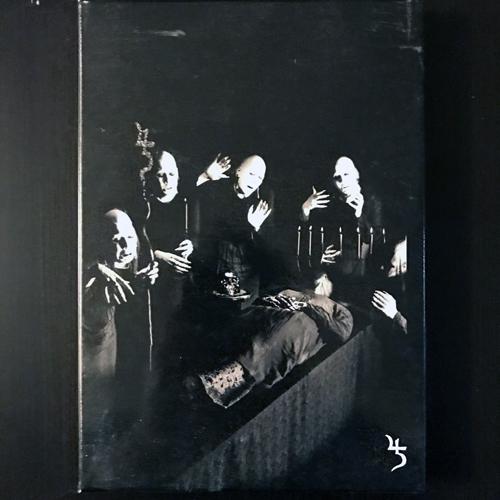 SOPOR AETERNUS & THE ENSEMBLE OF SHADOWS Dead Lovers' Sarabande (Face One) (Apocalyptic Vision - Germany original) (EX) CD BOX