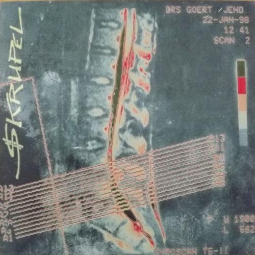 SKRUPEL Skrupel (Thought Crime - Germany original) (VG+/NM) LP