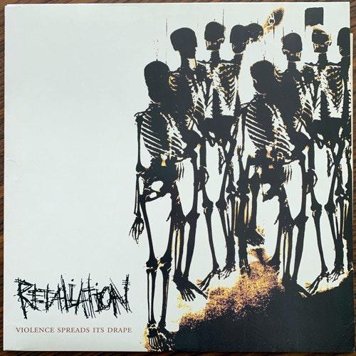 RETALIATION Violence Spreads Its Drape (Putrid Filth Conspiracy - Sweden original) (EX) LP