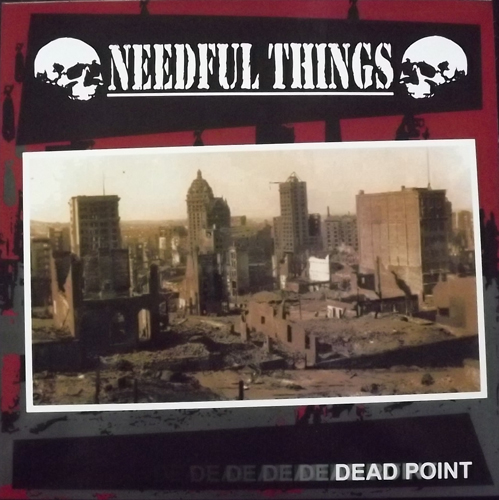 NEEDFUL THINGS Dead Point (Nightmare - Europe original) (EX) LP