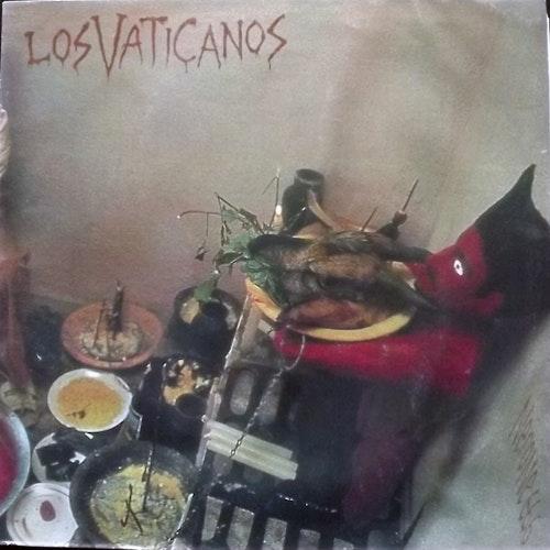 LOS VATICANOS Nerone 666 (Thought Crime - Italy original) (VG/VG+) LP