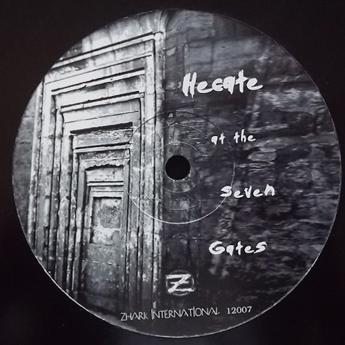 HECATE At The Seven Gates (Zhark - UK original) (EX) 12""