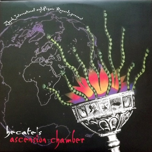 HECATE Ascension Chamber (Zhark - Switzerland original) (EX) 2LP