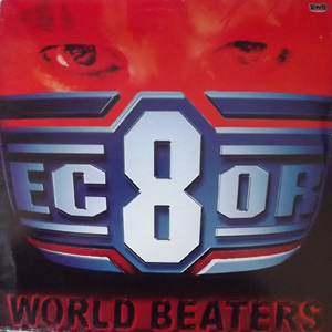 EC8OR World Beaters (Digital Hardcore - UK original) (VG+) LP
