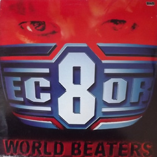 EC8OR World Beaters (Digital Hardcore - UK original) (VG+) LP